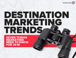 Destination Marketing Trends eBook cover seven things
