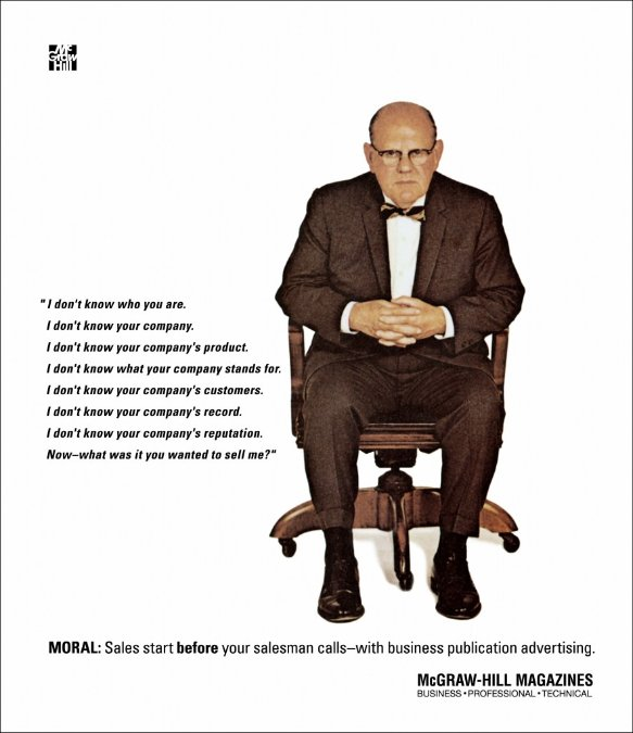 McGraw-Hill magazine ad - brands matter